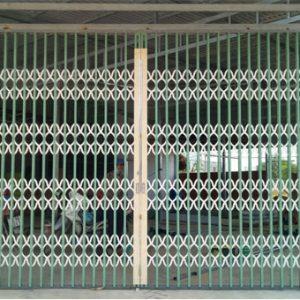 cửa kéo không lá